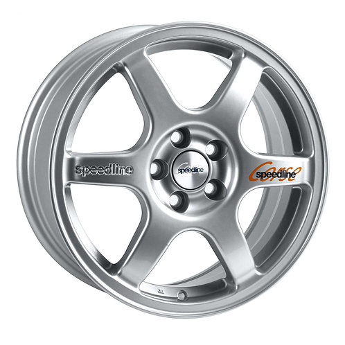Speedline 2108 comp 2 14x6J 4x108 (silver)