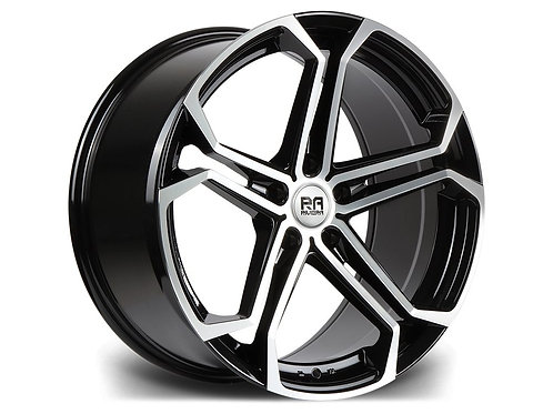 Riviera Commerical Atlas 20x10J 5x120 alloy wheels