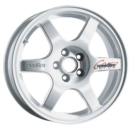 Speedline 2108 comp 2 15x6.5J 4x108 (white)