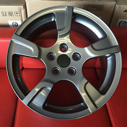 Sportline style 20x9J 5x120 alloy wheels finished in silver or gunmetal