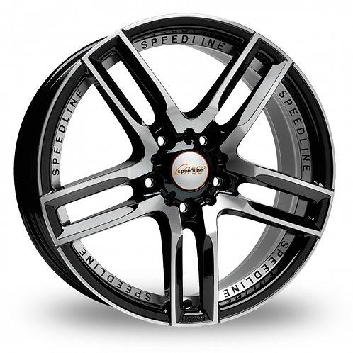 """Speedline Imperatore 18"""" alloy wheels"""