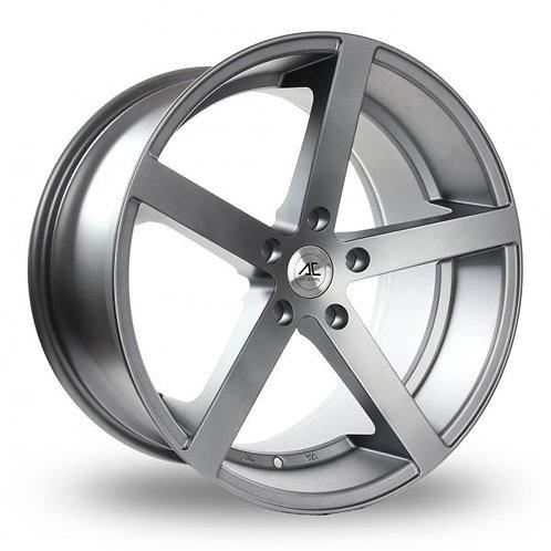 """Ac wheels Star spoke 22"""" grey alloy wheels (5x120)"""