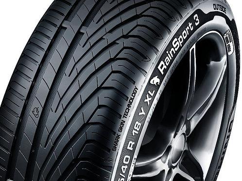 1 x Brand New Uniroyal Rainsport 3 225/40/18 92Y XL TyreRfree Fitting