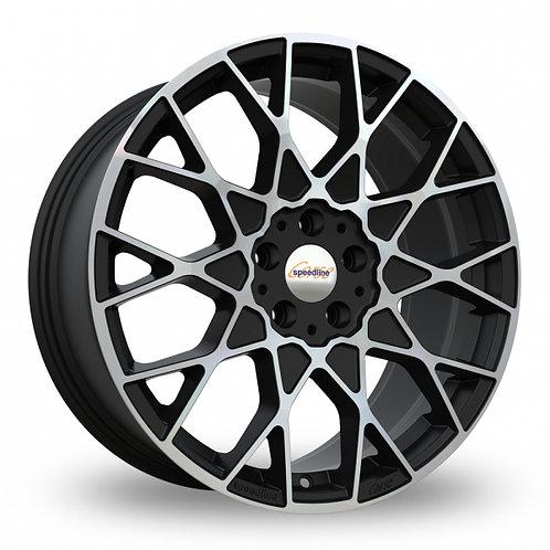 "Speedline Cesare 19"" alloy wheels"