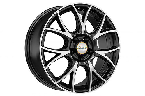 Speedline Corse Vincitore 18x8J (Matt black polished)