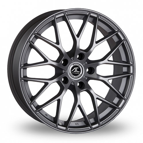 "Ac wheels saphire matt grey 19"" alloy wheels"