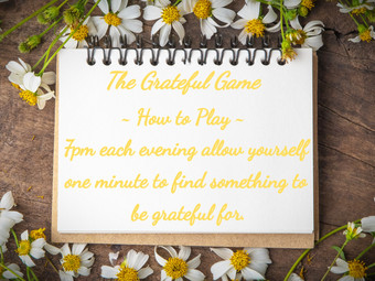 The Grateful Game