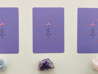 Pick A Card - Self Care Messages