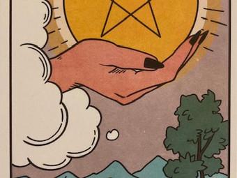 Step Five - Minor Arcana - Pentacles