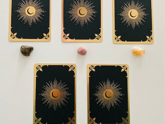 Pick A Card - Message from your Higher Self 🤍