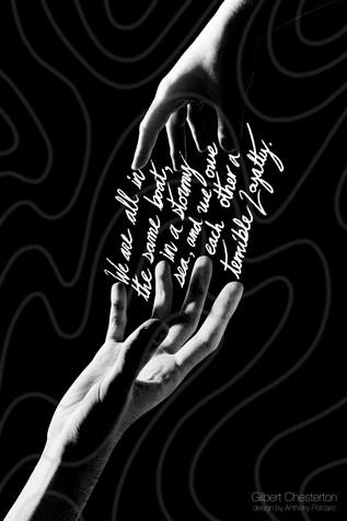 Gilbert Chesterton poster series (Dramatic)