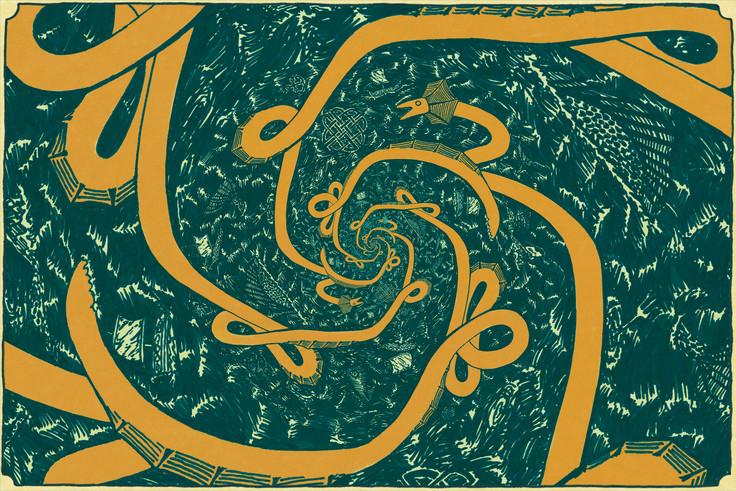 Dreadnought Pattern (fractal)