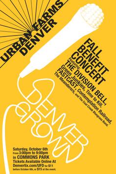 Denver Grown Poster