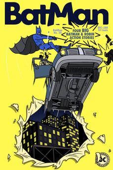 A mock-cover for Batman No. 20