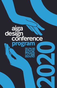 AIGA Design Conference Collateral (mock-redesign)