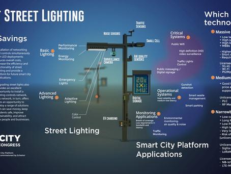 Ο έξυπνος φωτισμός LED αλλάζει τις ελληνικές πόλεις