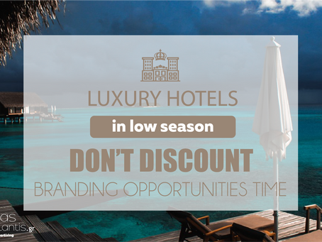 Tips for getting bookings in low season