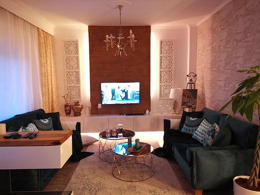 hidden lighting for living room