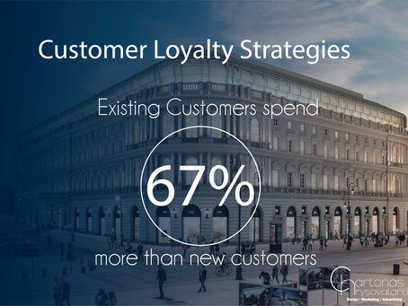 Strategies for building and maintaining customer loyalty