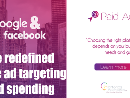 Paid Ads: Why to use Facebook and Google?