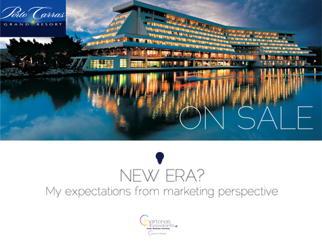 Marketing Case: Porto Carras (My marketing concept proposal)