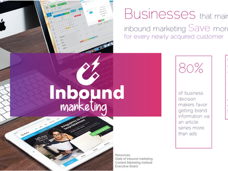 Inbound marketing: Why every business must include it in the overall business strategy