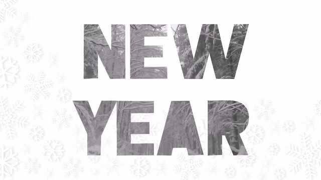 Wishes for a happy new year