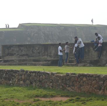 Historical Galle Dutch Fort & Unawatuna Beach