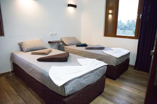 Room No.3 Twin room