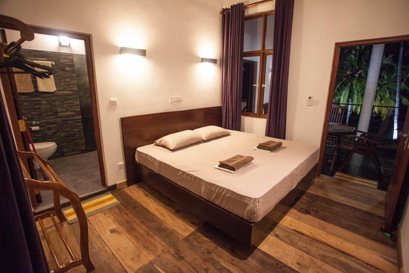 Room No.2 Double room