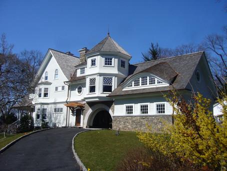 A Village Design Icon: Queen Anne - Pelham Manor, NY
