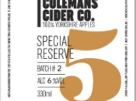 Colemans-Special Reserve[4 pints]