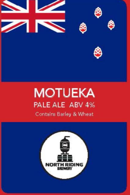 North Riding-Motueka[4 pints]