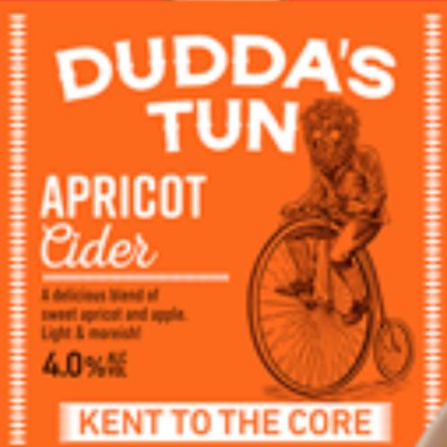 Dudda's Tun-Apricot [4 pints]
