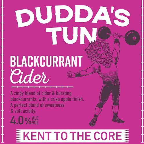 Dudda's Tun-Blackcurrant [2 pints]