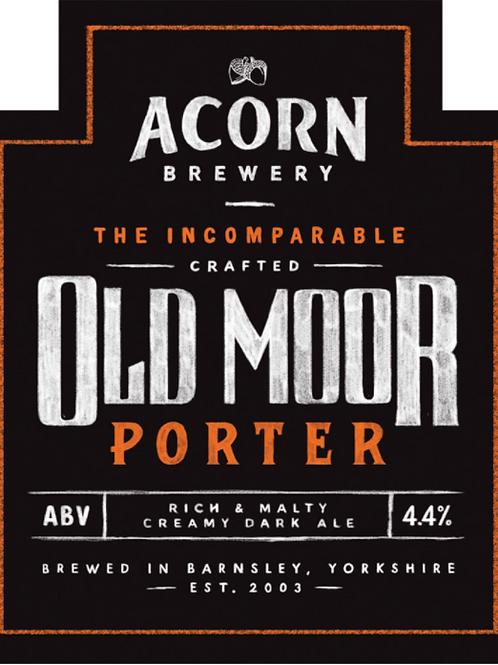 Acorn-Old Moor Porter[2 pints]