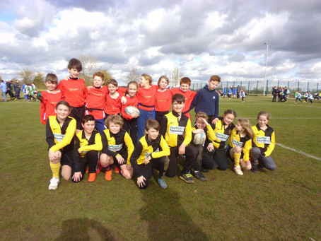 Tag Rugby tournament