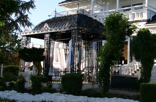 Orangerie Herrenhausen mit Pfeilern