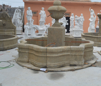 Barocker Marktbrunnen