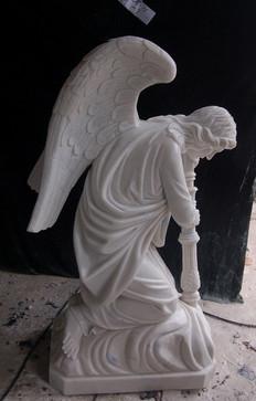 Engel mit Stock