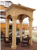 Marmorpavillon