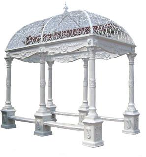 Pavillon aus Guss
