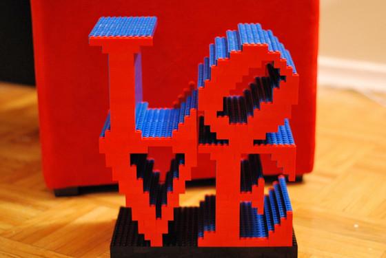 Legos of Love