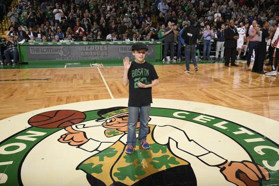Boston Celtics Heroes Among Us!