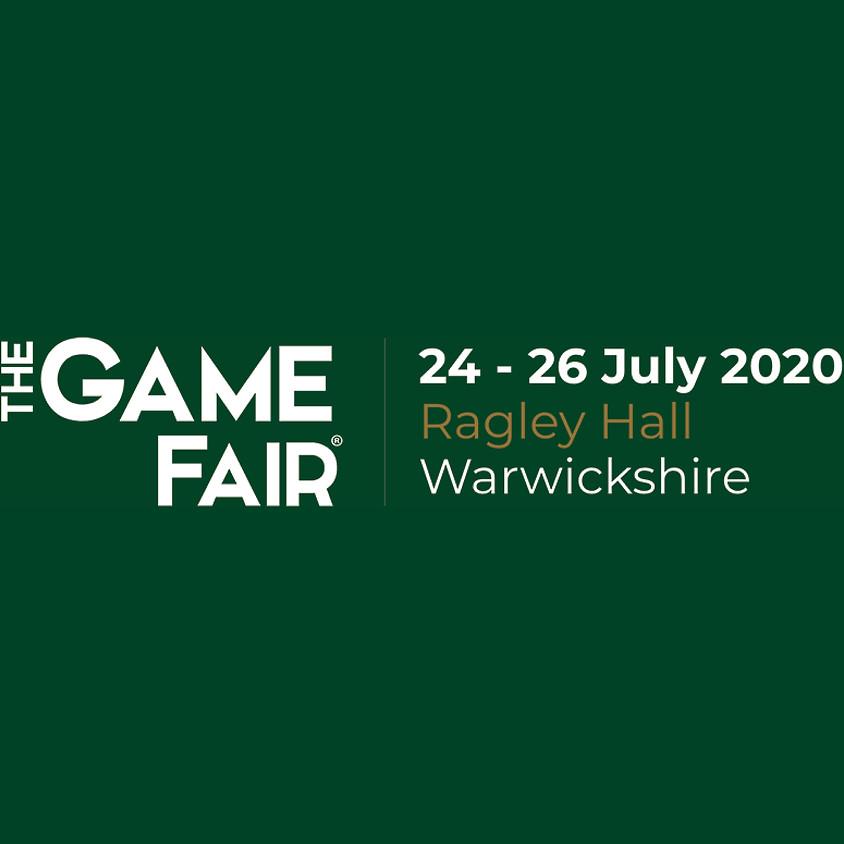 The Game Fair - rearranged date
