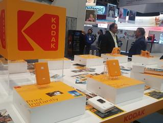 Kodak Instant Camera at CES
