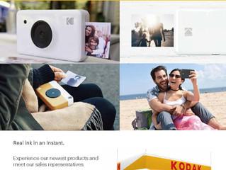 CES 2018 Kodak Photo Printer