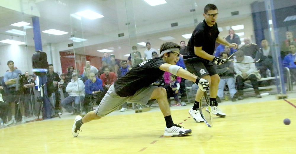 Racquetball: Hyper-local