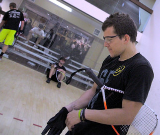 Tale Of Two Racquetball Tours