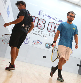 Professional Racquetball; Not Even Business As Usual